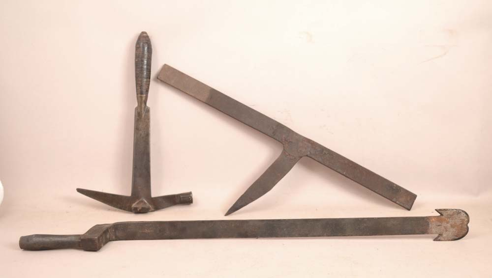 Jon Zimmers Antique Tools Wrenches And Hammers For Sale